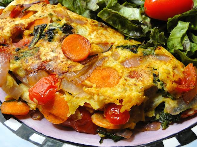 chickpea-flour-omelet
